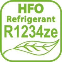Gaz HFO 1234ZE